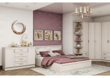 Принцесса ЦРК.ПРН. (Комплект №2) Мебель для спальни НАБИРАЕТСЯ ПОЭЛЕМЕНТНО