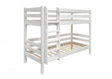 Авалон (сосна белая) Кровать детская 2-х ярусная (2 сп.места: 80х190)
