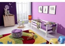 Соня 160х70 (белая) Кровать детская (сп. место: 70х160)