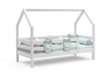 Соня С-Д (белая) Кровать с надстройкой (сп. место: 80х190)