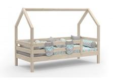 Соня С-Д (прозрачный) Кровать с надстройкой (сп. место: 80х190)