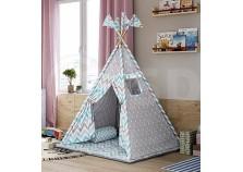 Соня С-Виг (небесный) Вигвам для детских комнат