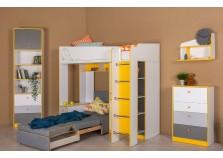Альфа Комплект №1 Модульная система для детской комнаты
