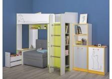 Альфа Комплект №4 Модульная система для детской комнаты