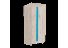 Скаут (индиго) Шкаф угловой