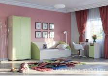 Ларс Комплект мебели для комнаты школьника