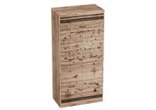 Фрегат Шкаф 2-х дверный для одежды