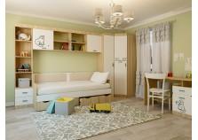 Кот (К-3) Комплект мебели для комнаты школьника №3