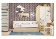 Кот Комплект мебели для комнаты школьника