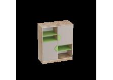 Марио (дуб вотан) Шкаф с двумя дверями