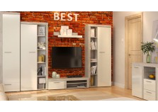 Бест (Best) Компл. №3 Мебель для Гостиной НАБИРАЕТСЯ ПОЭЛЕМЕНТНО