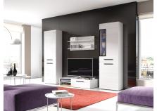 Кёльн (белый аляска) Мебель для гостиной НАБИРАЕТСЯ ПОЭЛЕМЕНТНО