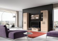 Кёльн (дуб сонома) Мебель для гостиной НАБИРАЕТСЯ ПОЭЛЕМЕНТНО
