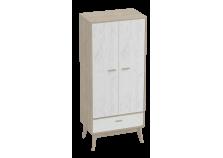 Калгари (дуб) Шкаф для одежды