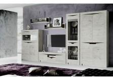 Соренто (дуб бонифаций)  Комплект мебели для гостиной, НАБИРАЕТСЯ ПОЭЛЕМЕНТНО