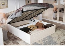 Венеция (жемчуг) КРПМ-160 Кровать с под. механизмом (сп. место: 160х200)