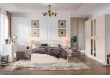 Венеция (жемчуг) Комплект №1 Спальня НАБИРАЕТСЯ ПОЭЛЕМЕНТНО