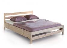 Карелия МС-22 Кровать 1600 с основанием МС-22/1 (б/матр) (сп. место: 160х200)