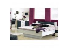 PENELOPA (Пенелопа) (Акция) Кровать 160 с тумбами, основанием, матрасом и доставкой (сп. место: 160х200)