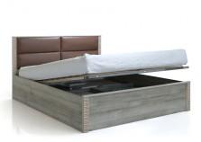 Тиффани СВ-510/1 Кровать с мягким изголовьем и подъемным механизмом (сп. место 160х200)