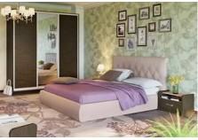 Тиффани Интерьерная кровать (сп. место: 160х200) с подъемным механизмом