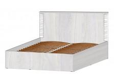 Ривьера (ясень) Кровать 140 (под. осн.)