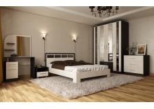 Венеция (Линаура) Комплект №2 Спальня НАБИРАЕТСЯ ПОЭЛЕМЕНТНО