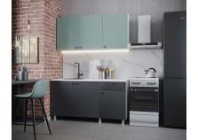 Деми (графит) Кухонный гарнитур 150