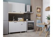 Деми (белый) Кухонный гарнитур 120