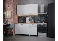 Деми (белый) Кухонный гарнитур 150