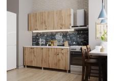 Деми (дуб вотан) Кухонный гарнитур 180
