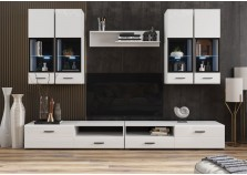 Gloss (Глосс) К-1 Мебель для гостиной НАБИРАЕТСЯ ПОЭЛЕМЕНТНО