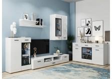 Gloss (Глосс) К-2 Мебель для гостиной НАБИРАЕТСЯ ПОЭЛЕМЕНТНО