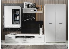 Gloss (Глосс) К-3 Мебель для гостиной НАБИРАЕТСЯ ПОЭЛЕМЕНТНО