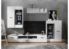 Gloss (Глосс) К-4 Мебель для гостиной НАБИРАЕТСЯ ПОЭЛЕМЕНТНО