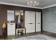 Соренто (дуб бонифаций)  Комплект мебель для прихожей НАБИРАЕТСЯ ПОЭЛЕМЕНТНО