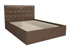 Находка (Акция) Кровать 160 Интерьерная с основанием, матрасом и доставкой