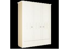 Капелла 25 (туя) Шкаф 3-х дверный 1820
