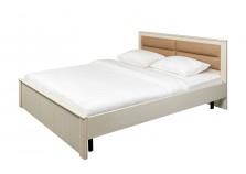 Элана (бодега белая) Кровать  (сп. место: 90х200)