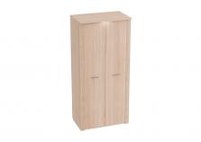 Элана (дуб сонома) Шкаф 2-х дверный (гл.645)