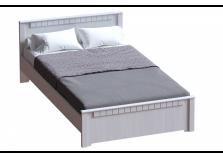 Прованс (бодега/платина) Кровать (сп. место: 90х200)