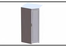 Прованс (бодега/платина) Шкаф угловой