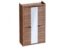Соренто (дуб стирлинг) Шкаф 3-дверный (гл. 545)