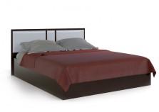 Милена СВ-475 Кровать с мягким изголовьем (б/осн)