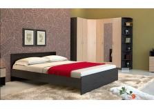 Николь 004 (Акция) Кровать 160 с основанием,  матрасом и доставкой