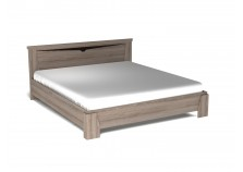 Гарда СБК-101.22 (ясень таормино) Кровать 1800 NEW (сп.место: 180х200)