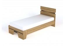 Стреза СБК-111.19 Кровать (сп, место: 90х200)