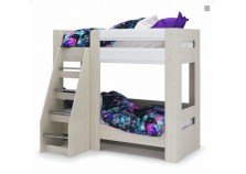 Симба (белфорт) Кровать двухъярусная (б/м, сп.м. 800х1900)