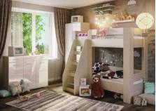 Симба (белфорт) Мебель для Детской (Компл.2)