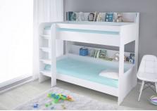 Polini 5000 (бел) Кровать 2-х ярусная